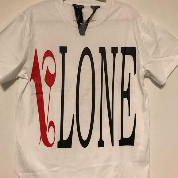 8ece1c9b VLONE Shirts | X Palm Angels Tshirt | Poshmark